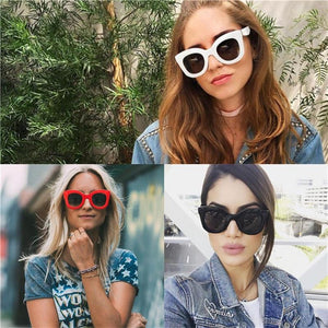 New Cat Eye Celebrity Sunglasses. What's not to love? - Fashionsarah