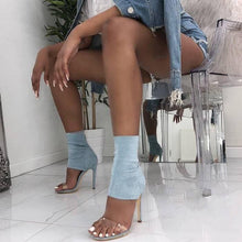 Load image into Gallery viewer, Sexy Denim Style! - Fashionsarah