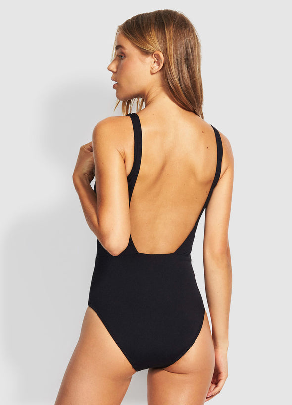 ACTIVE LACE UP ONE PIECE