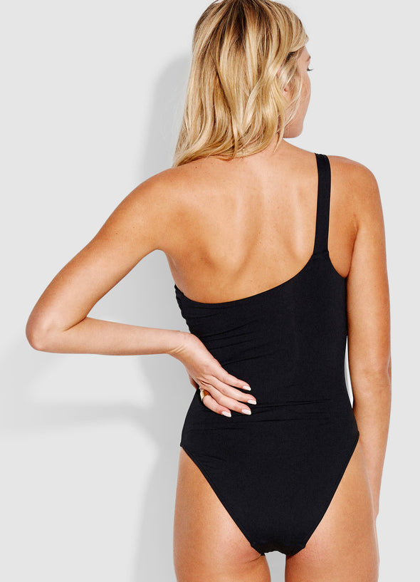 ACTIVE MULTI ONE SHOULDER ONE PIECE