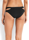 ACTIVE SPLIT BAND HIPSTER BIKINI PANTS