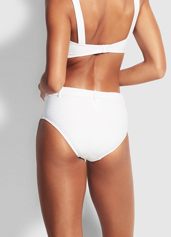 CAPRI SEA WIDE SIDE RETRO BIKINI PANTS