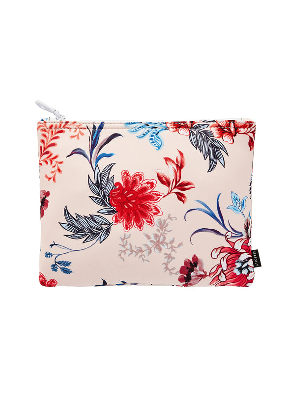 CARRIED AWAY WATER GARDEN BIKINI BAG