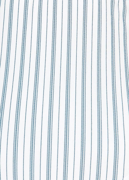 SEA STRIPE CD TRAPEZE SINGLET