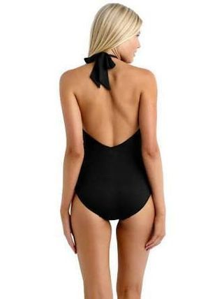 SEAFOLLY GODDESS KEYHOLE ONE PIECE