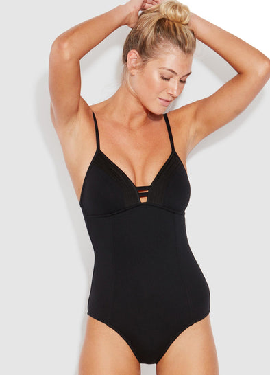 SEAFOLLY QUILTED ONE PIECE