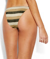 SUNSET STRIPE RIO BIKINI PANTS