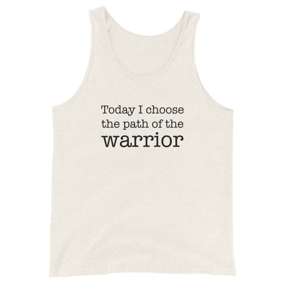 Warrior Tank Top (Unisex)