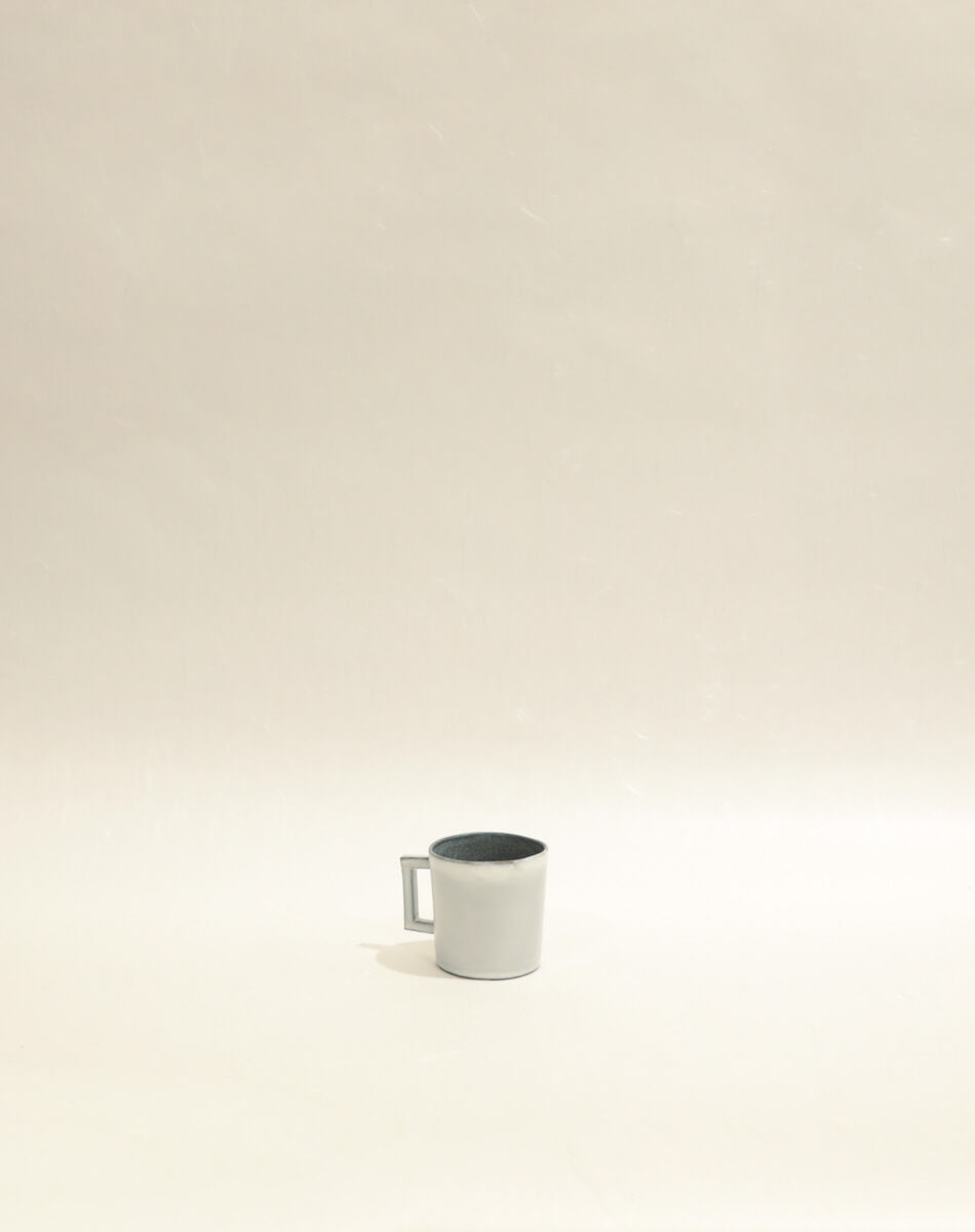 Small White Matcha Cup