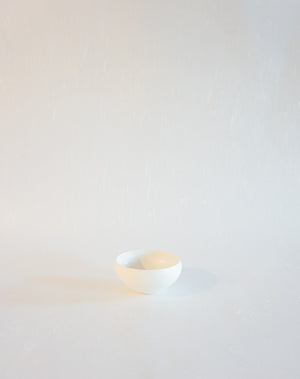 Child White Bowl (S)