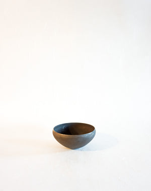 Umber Metallic Appetizer Bowl (M)