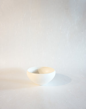 Mother White Bowl (L)