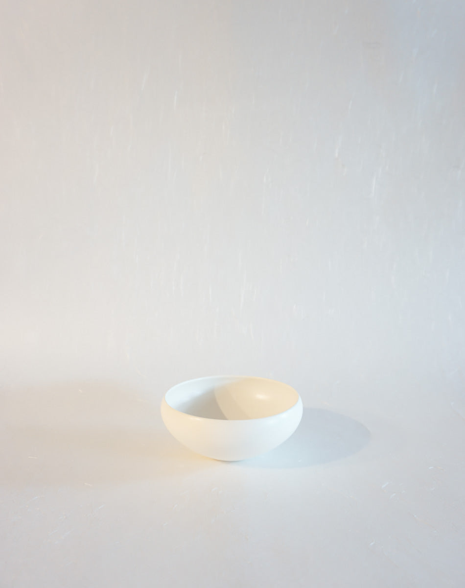 White Appetizer Bowl (M)