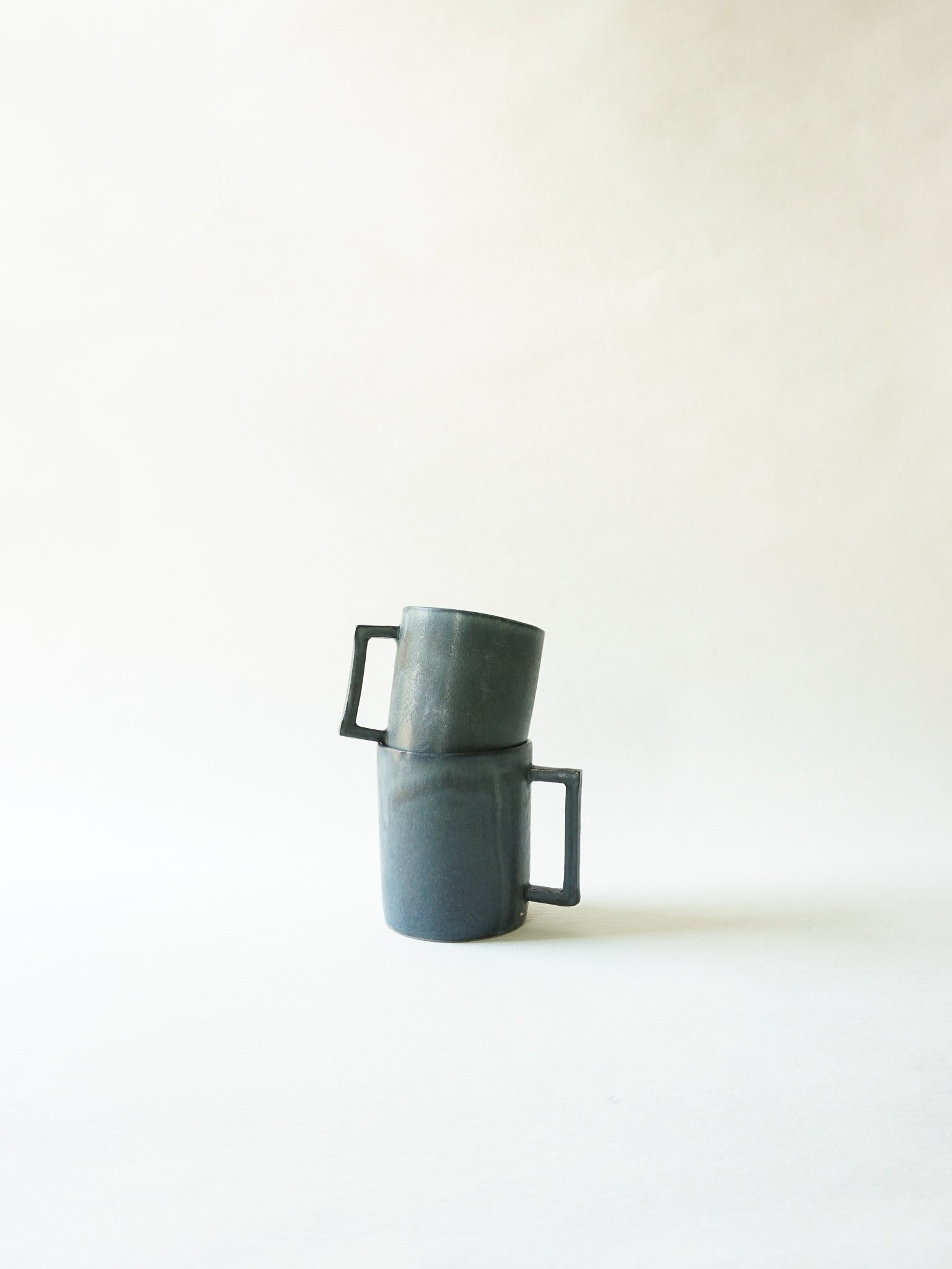 Black Large Cup