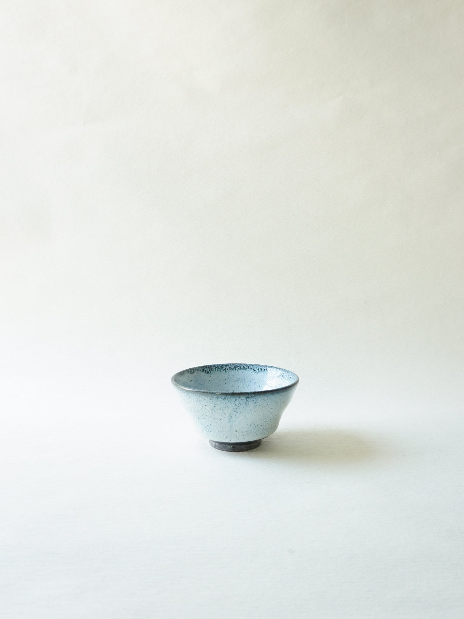 Icy Blue Bowl