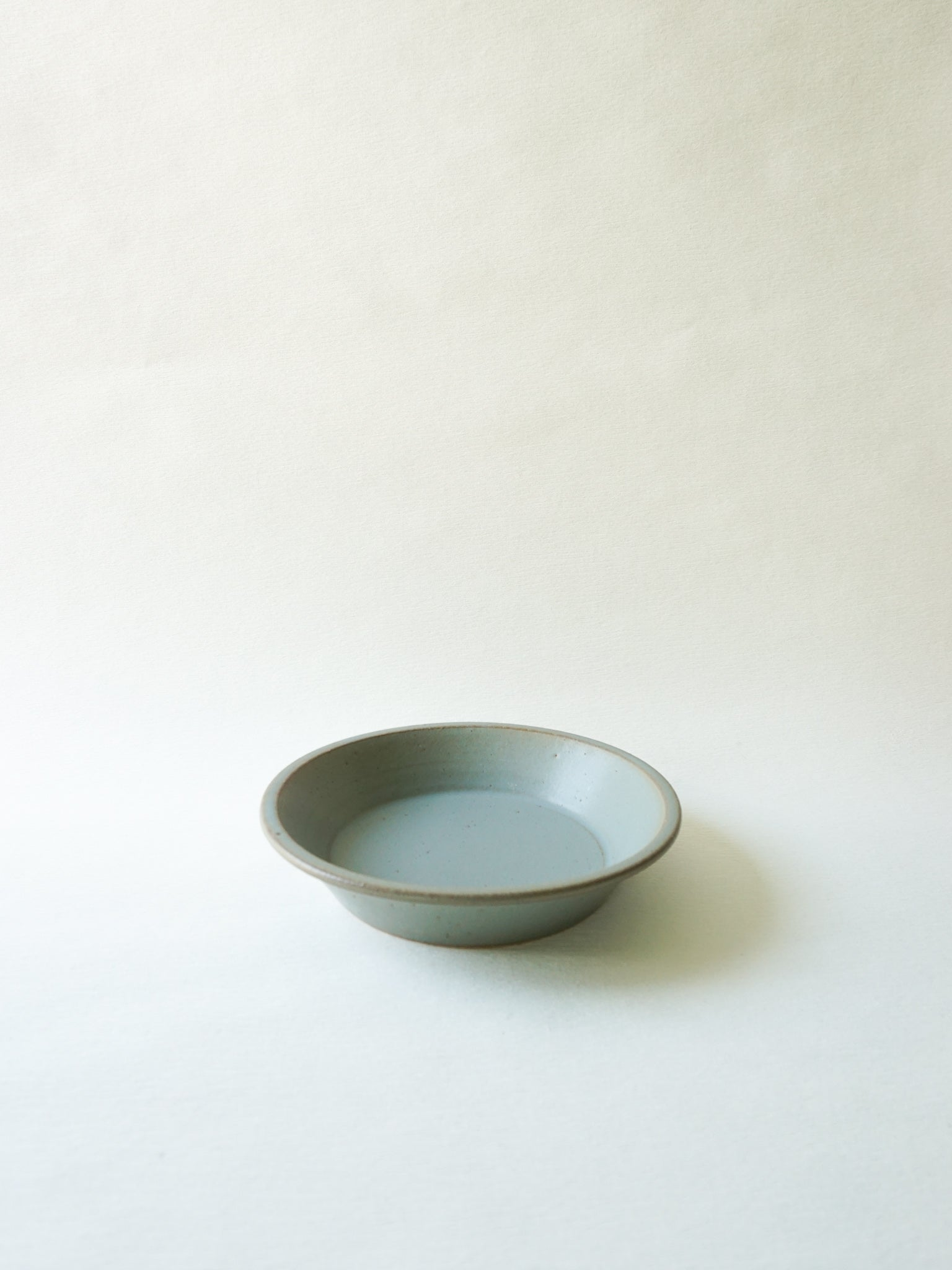 Blue Grey Stackable Large Bowl
