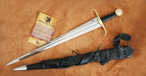 Darksword armory 14th Century Gothic Medieval Sword
