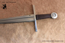 Load image into Gallery viewer, Darksword armory The Crusader Sword