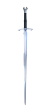 Load image into Gallery viewer, Darksword armory The Black Death Gothic Sword
