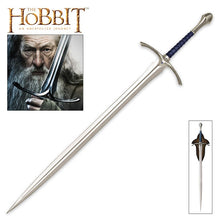 Load image into Gallery viewer, The Hobbit: Officially Licensed Glamdring Sword Of Gandalf