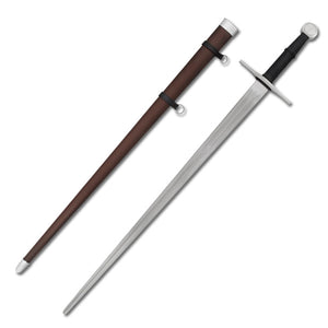 Practical Hand-and-a-Half Sword by Paul Chen / Hanwei