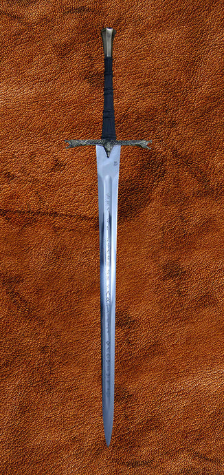 Darksword armory The Eindride Lone Wolf Sword