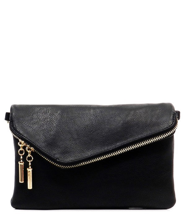 Fashion Evening Envelope Fold Over Clutch | URBAN ECHO SHOP