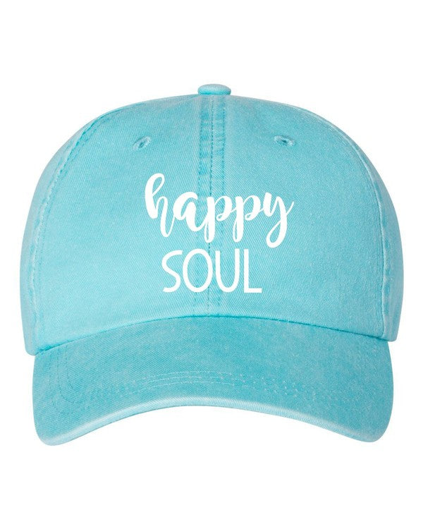 'Happy Soul' Personality Hat | URBAN ECHO SHOP