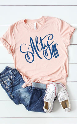 Salty AF Personality Tee | URBAN ECHO SHOP