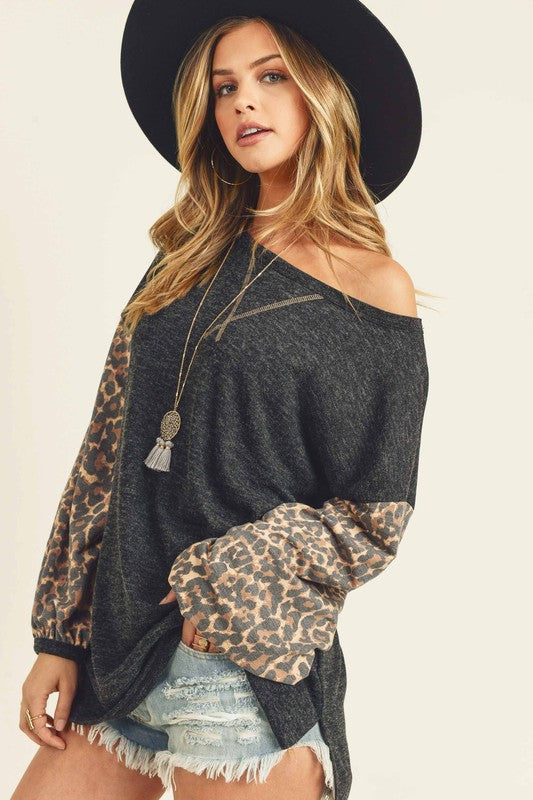 Mulholland Drive Mohair Top | URBAN ECHO SHOP