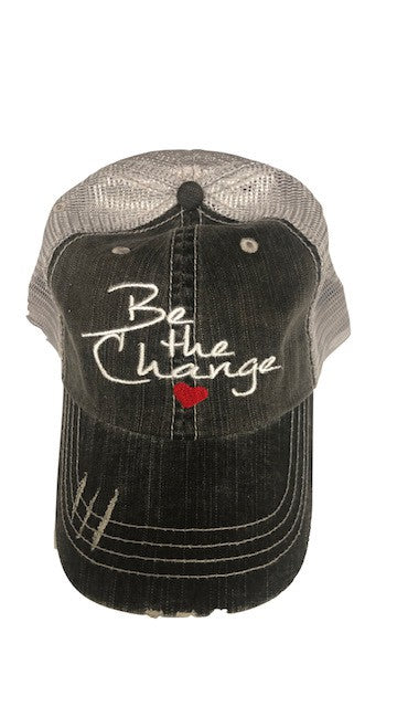 'Be the Change' Personality Hat | URBAN ECHO SHOP