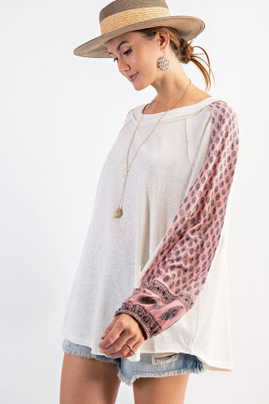 Adoring Loose Fit Top | URBAN ECO SHOP