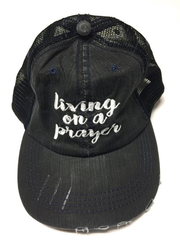 'Living On a Prayer' Personality Hat | URBAN ECHO SHOP