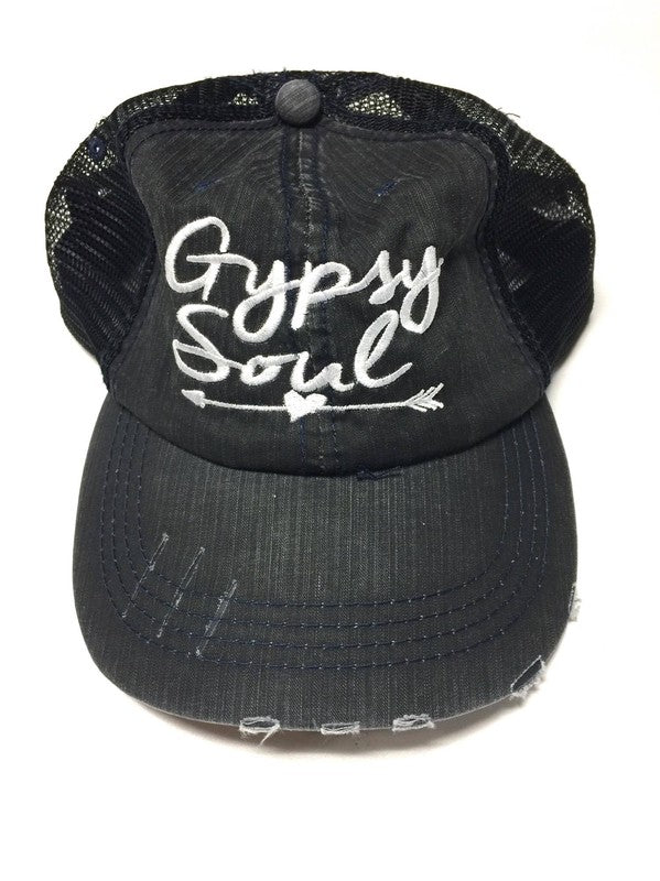 'Gypsy Soul' Personality Hat | URBAN ECHO SHOP