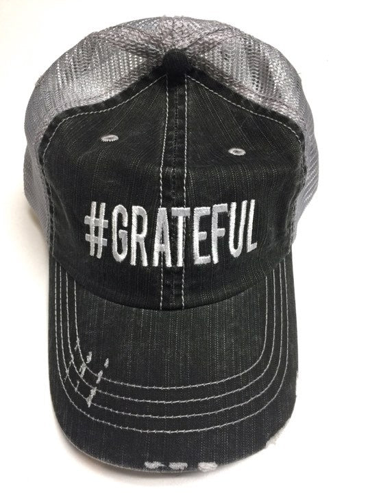#grateful Personality Hat | URBAN ECHO SHOP