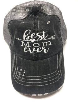 'Best Mom Ever' Personality Hat | URBAN ECHO SHOP