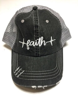 'Faith' Heartbeat Personality Hat | URBAN ECHO SHOP