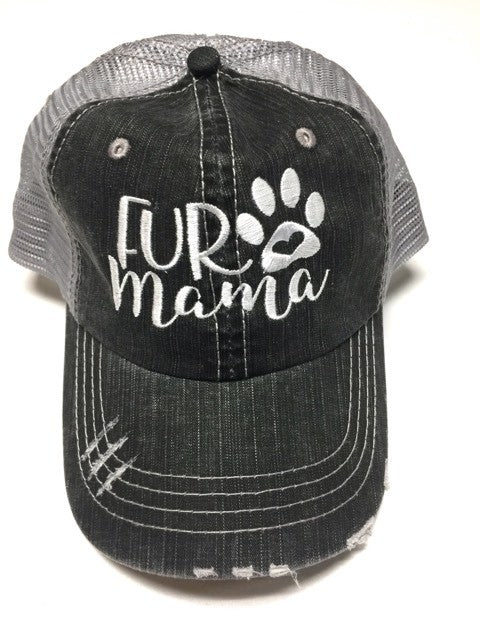 'Fur Mama' Personality Hat | URBAN ECHO SHOP