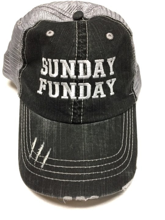 'Sunday Funday' Personality Hat | URBAN ECHO SHOP