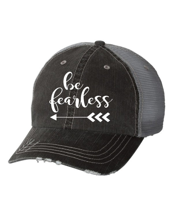 'Be Fearless' Personality Hat | URBAN ECHO SHOP
