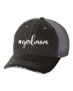 #girlmom Personality Hat | URBAN ECHO SHOP