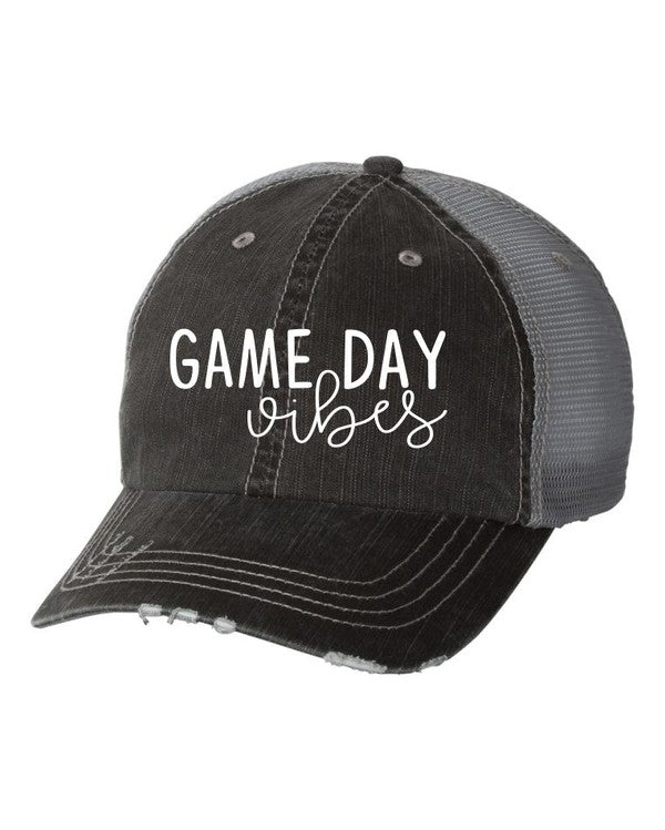 'Game Day' Vibes Personality Hat | URBAN ECHO SHOP