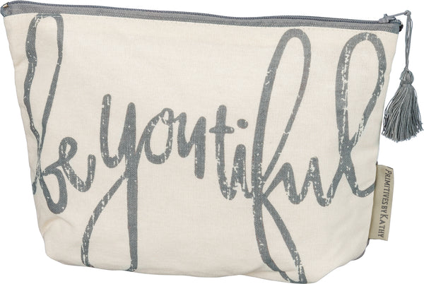 BeYouTiful Make-Up Bag | URBAN ECHO SHOP