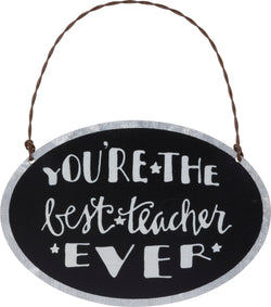 You're the Best Teacher Ornament | URBAN ECHO SHOP