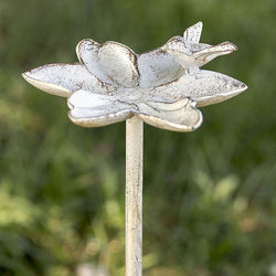 Lily Garden Stake Feeder - Set of 2 | URBAN ECHO SHOP