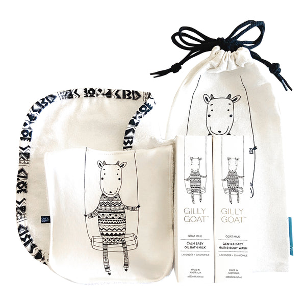 Gilly Goat Baby Care Duo Set