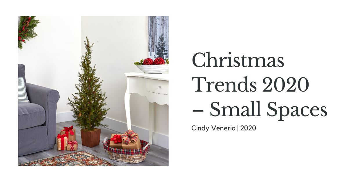 Christmas Trends 2020 – Small Spaces