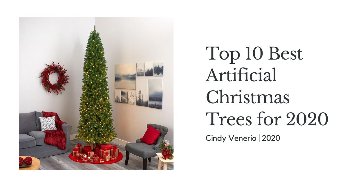 Top 10 Best Artificial Christmas Trees for 2020