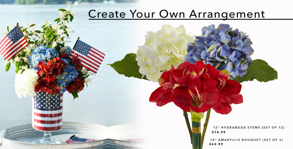 Create Your Own Arrangement