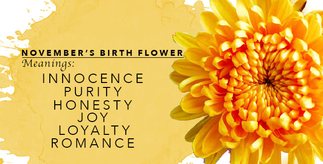 BirthFlower_November
